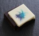 Vanilla pod cocoa butter JK Oliver chocolates