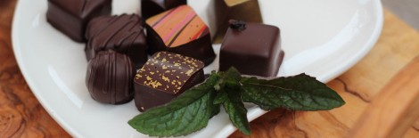 Winchester Cocoa Company chocolate truffle collection