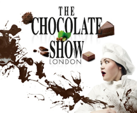 The Chocolate Show London Salon du Chocolat 2016 Olympia