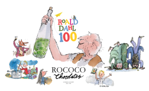 roald-dahl-rococo-chocolates-childrens-activities-the-chocolate-show-chantal-coady-sam-smallman
