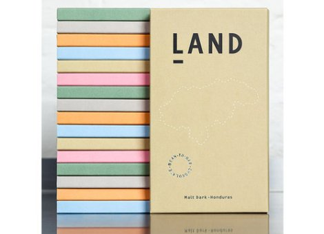 Land chocolate Phil Landers Honduran dark chocolate bean to bar